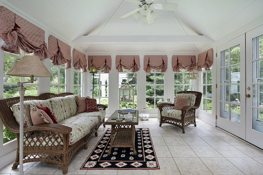 The Best Type Of Furniture For A Sunroom Pacific Patio