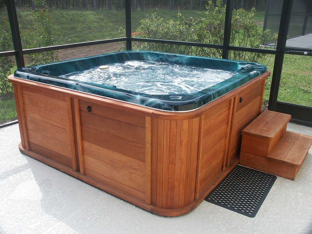 Sunroom Hot Tubs What To Consider Pacific Patio